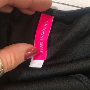 Victoria's Secret Swim - Victoria Secret Black Bikini Bottom Size Small